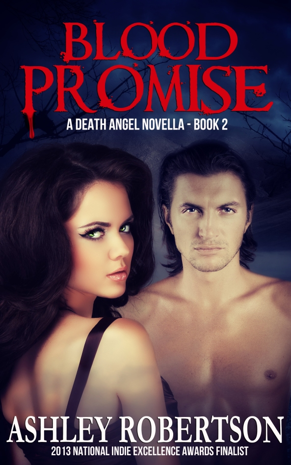 Blood Promise Ashley Robertson